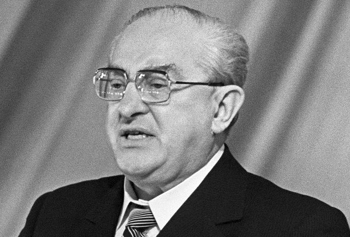 The mystery of the death of Yuri Andropov whether he was poisoned