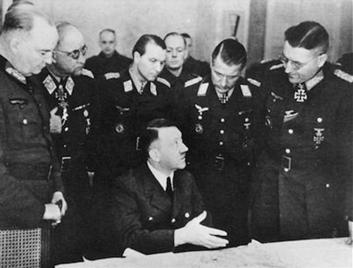 The rejection of the capture of Moscow in August 1941: Hitler's main mistake