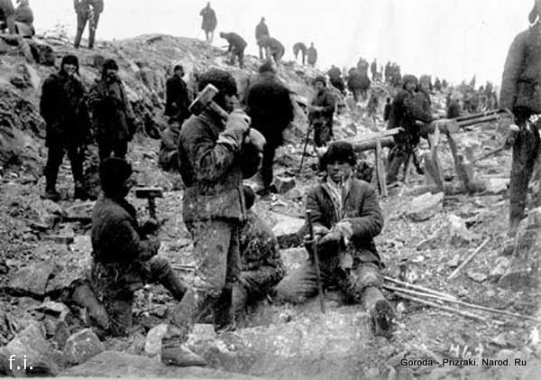 The Vorkuta uprising: as the General Prosecutor of the USSR staged a massacre in the Gulag