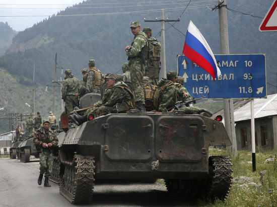 The war in South Ossetia: the armament of the Russian military was surprised by the Georgians