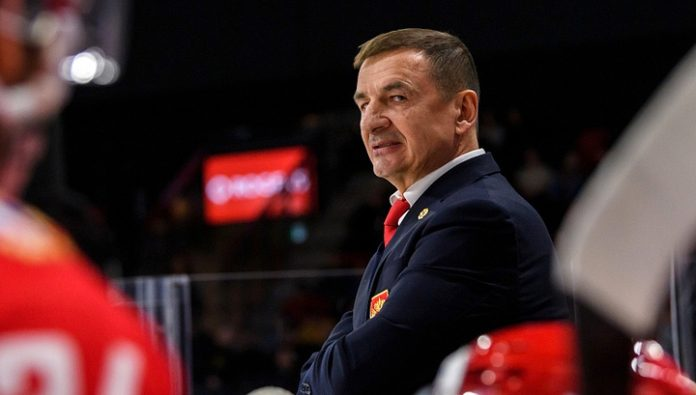 Valery Bragin joined the coaching staff of SKA