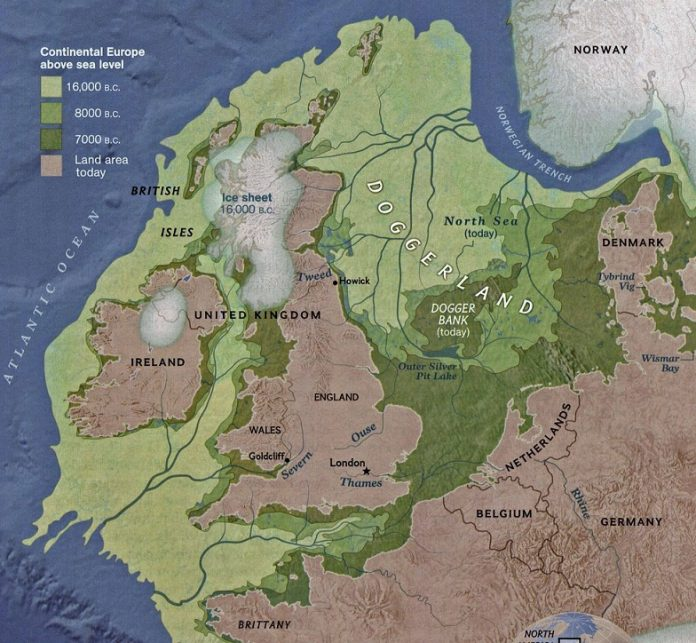 What a disaster has separated Britain from the mainland