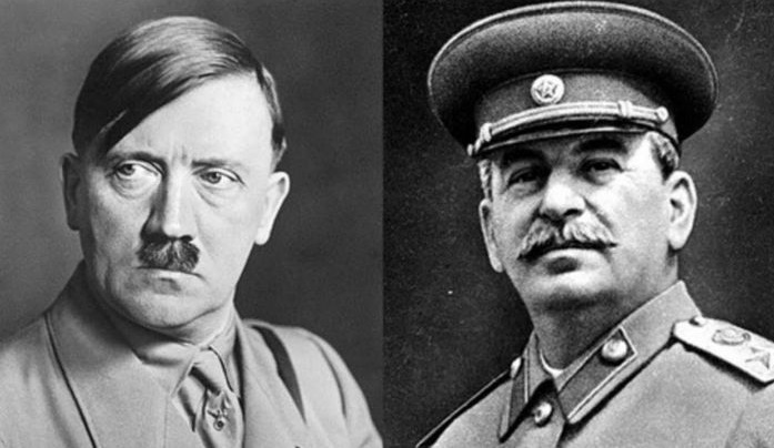 What Hitler praised Stalin