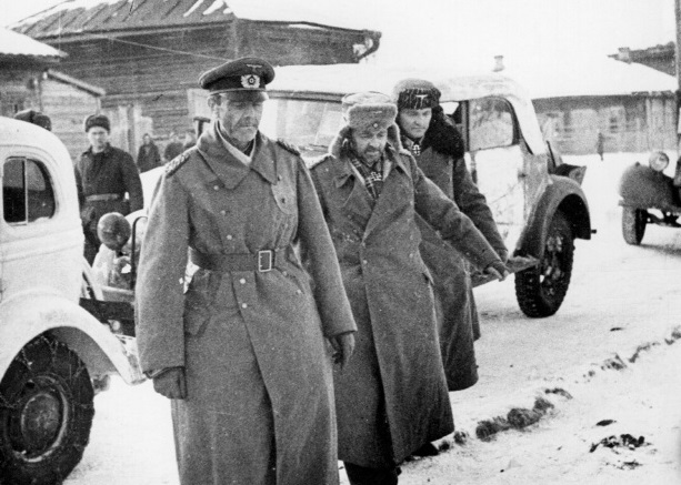 What Hitler's generals surrendered with their units