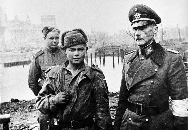 What most surprised the generals of Hitler after the attack on the USSR