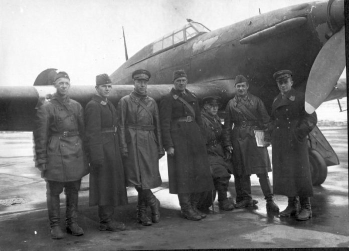 What Soviet aces abused the English fighter