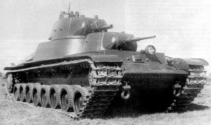 What supertanki built in the Soviet Union before the war