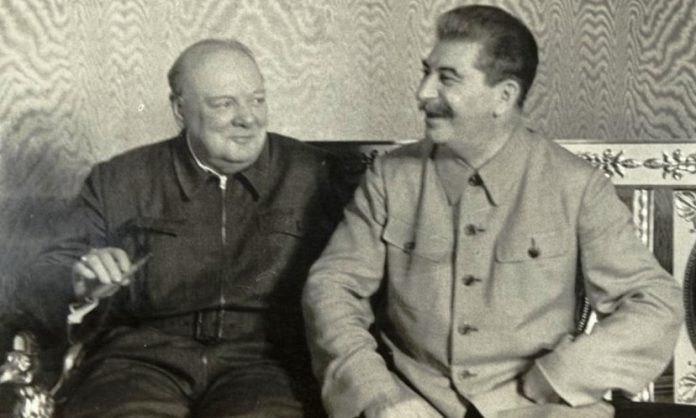 What the USSR wanted to occupy Churchill in 1942