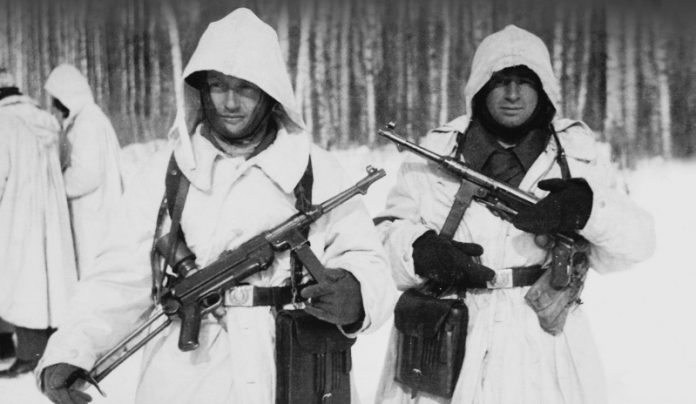 Why did the Soviet Union before the war, bought the German machine MP-38