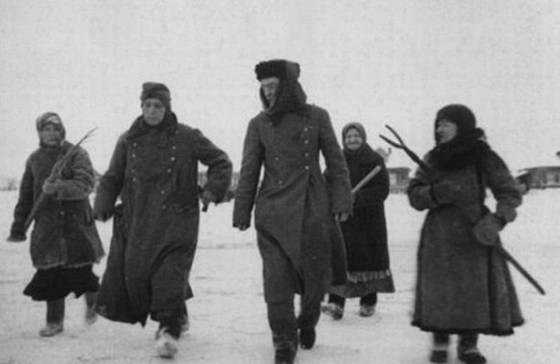 Why German prisoners had requested Soviet citizenship in 1947