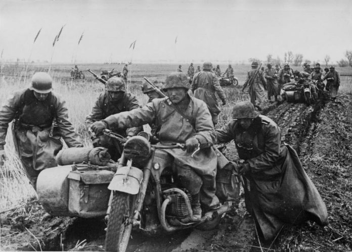 Why Hitler liquidated the motorcycle troops after the battle of Stalingrad