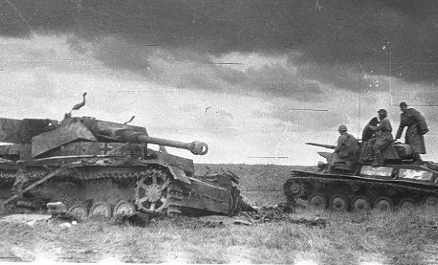Why Hitler wanted to make peace with Stalin after the battle of Kursk