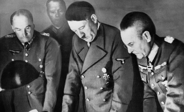 Why Hitler was afraid to advance on Moscow in 1942