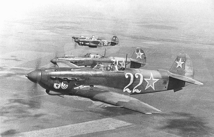 Why Soviet fighters were afraid of German aces
