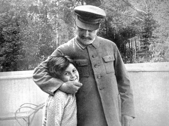 Why Stalin's daughter asked for asylum in the United States