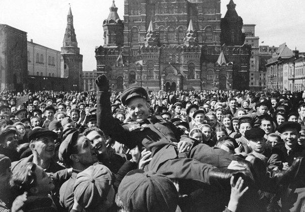 Why Stalin's Victory Day was a working day