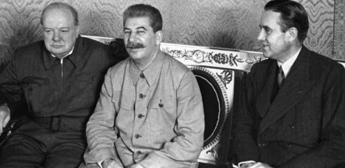 Why the assassination of Stalin of German saboteurs special sewn coat