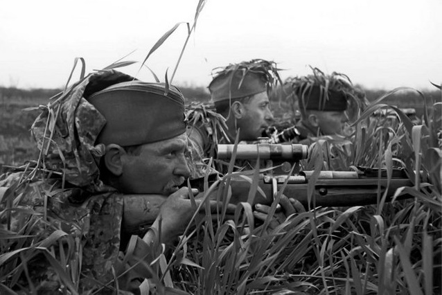 Why the Soviet snipers were considered the most