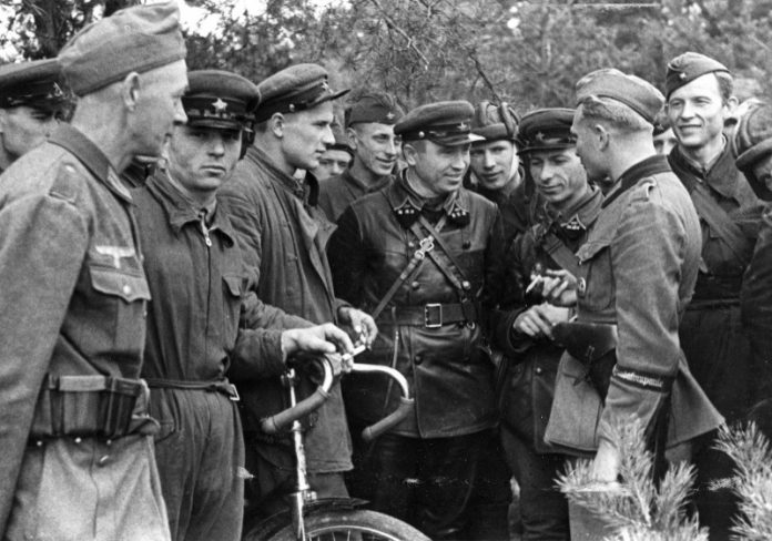 Why the Wehrmacht and the Red Army were shooting at each other in 1939