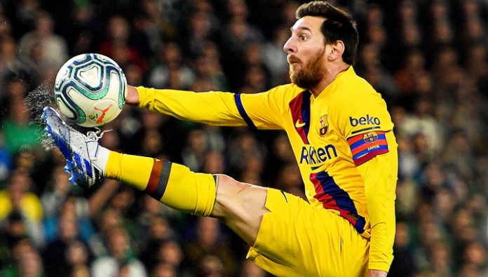 90 million euros per season. Italian teams think the salary for Messi