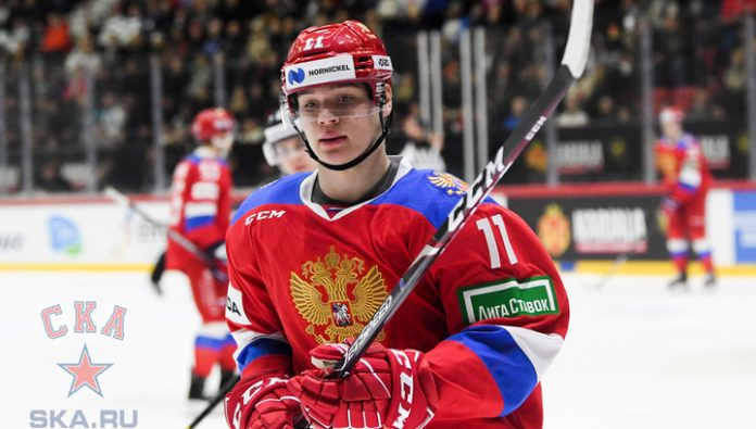 Became known composition of the hockey team of Russia on game with Sweden