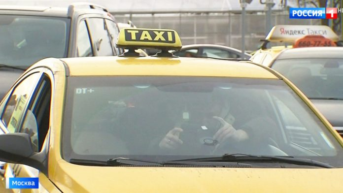 Calling a taxi every time risk: offer passengers to rely on intuition