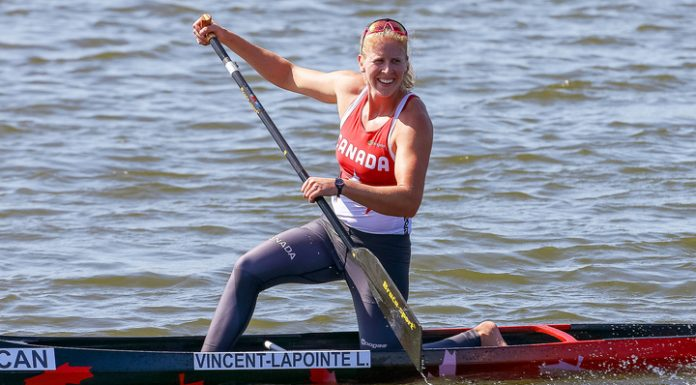 Canadian athlete Vincent-Lapointe was not able to doping sexually
