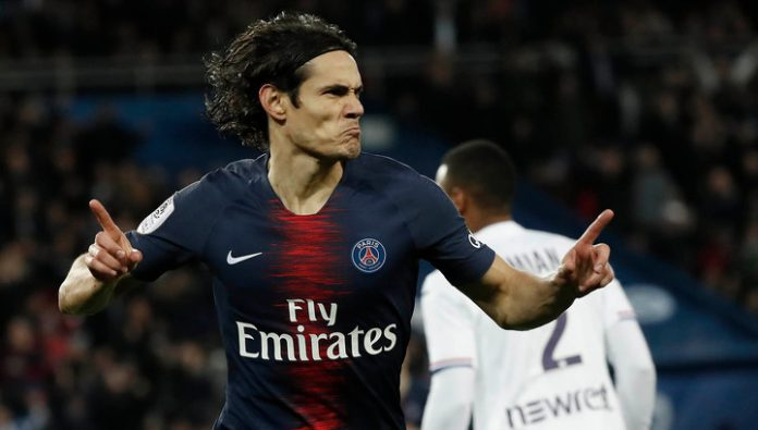 Cavani rejected Barcelona before the closing of the transfer window