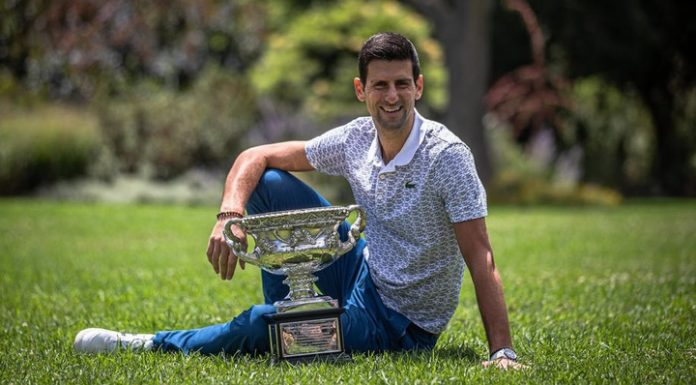 Djokovic became the first racket of the world, Medvedev has dropped to fifth place