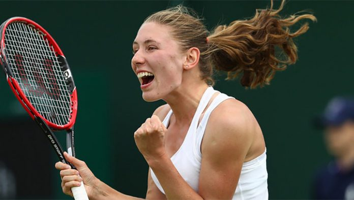 Ekaterina Alexandrova won the confidence of the Croat Vekic in the tournament in Saint-Petersburg