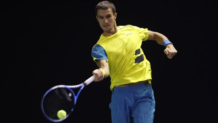Evgeny Donskoy lost in the first round of the tournament in India