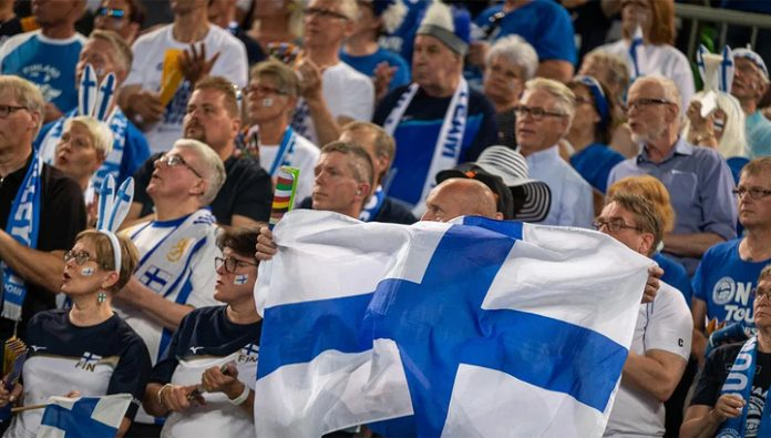 For the matches of the European championship will come 50 thousand Finnish fans