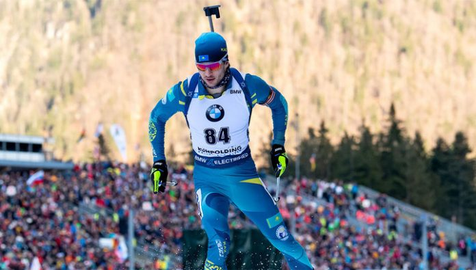 Four Kazakhstani biathlete expelled from team before world Cup