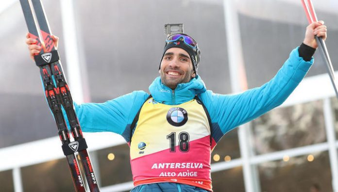 Fourcade won the individual race at the world Cup, pistons – 11th