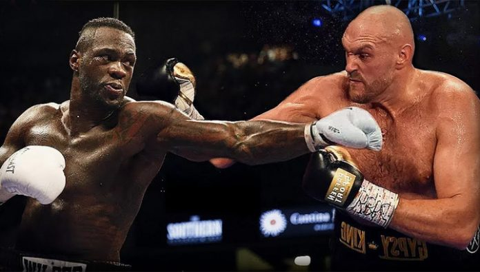 Fury crushed the Wilder and won the title of champion WBC
