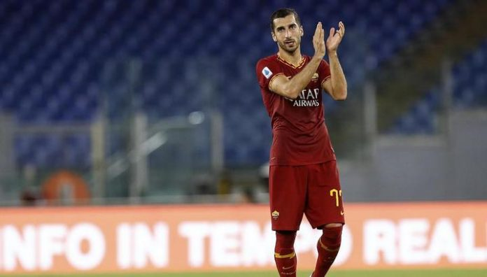 Goal Mkhitaryan not saved Roma from defeat in a match with