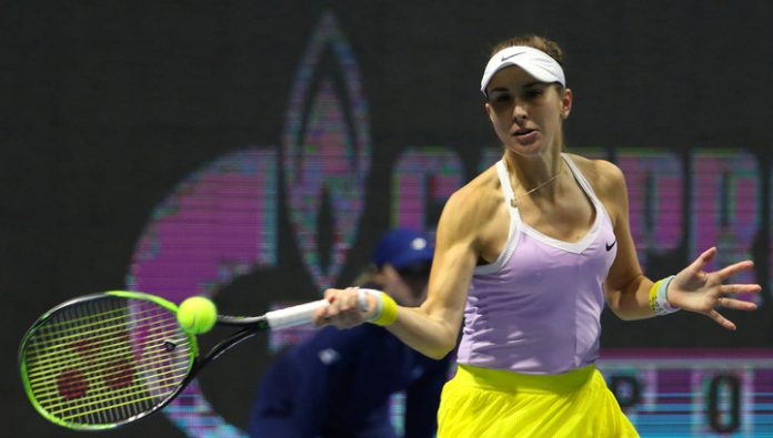 Greek Maria Zaccari – semifinalist tennis tournament in Saint-Petersburg