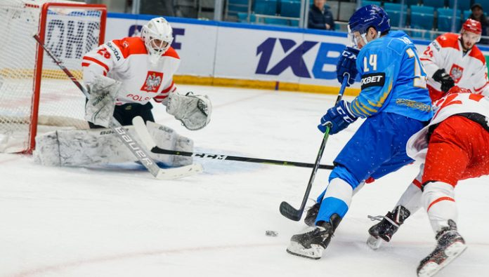 Hockey players of Poland left Kazakhstan without the Olympics