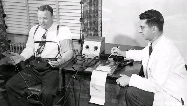 How to pass a lie detector: the methods of Soviet spies
