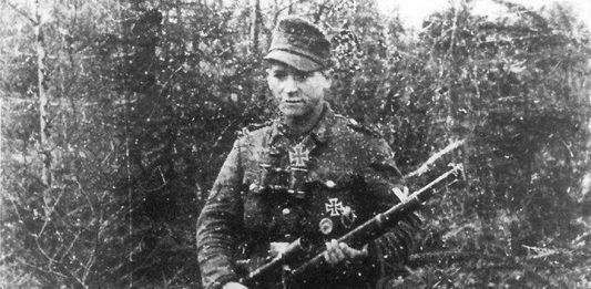 "Josef Allerberger: why ""second shooter of the Wehrmacht"" preferred a Russian rifle"