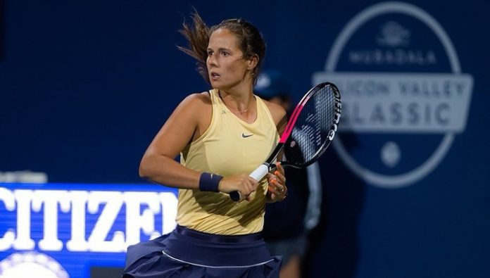 Kasatkina will speak at St. Petersburg Ladies, received a wild card