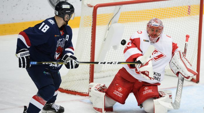"""KHL. """"Torpedo"""" has won strong-willed victory over the """"Spartacus"""""""