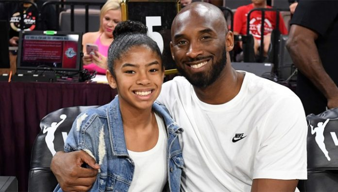 Kobe Bryant and his 13-year-old daughter was buried 7 Feb