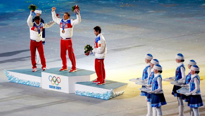 Norway beat Russia in the medal standings of the 2014 Olympics