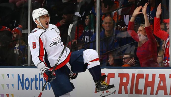 Ovechkin – first, Wasilewski is the third. The NHL has named the main stars of January