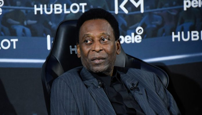 Pele has denied rumors of his depression