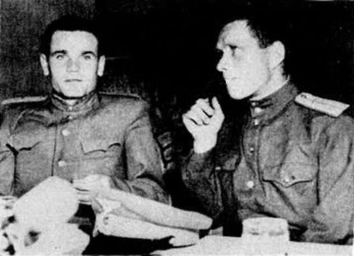 Pirogov and Barsov: the fate of the combat pilots who escaped from the USSR on the Tu-2