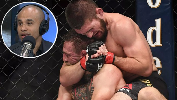 Revenge is not? Agent Nurmagomedov about
