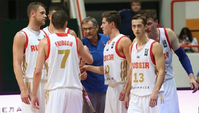Russian basketball team lost to Italy in qualifying for Euro 2021
