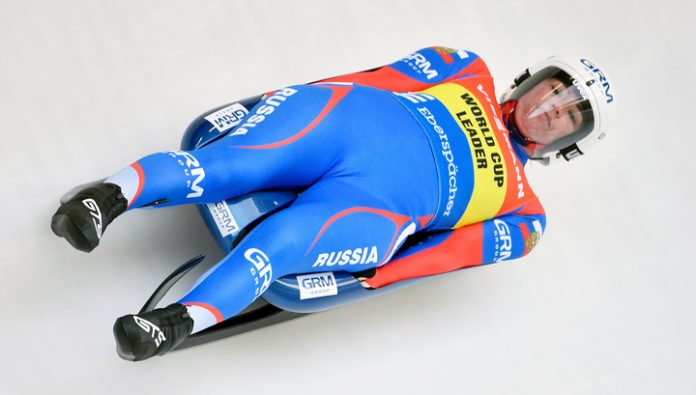 Sanochnitsa Ivanov headed the overall world Cup standings